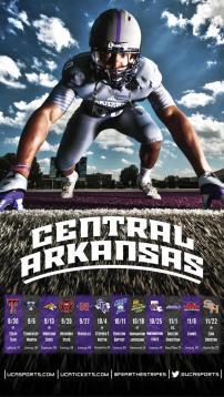 Central Arkansas Football