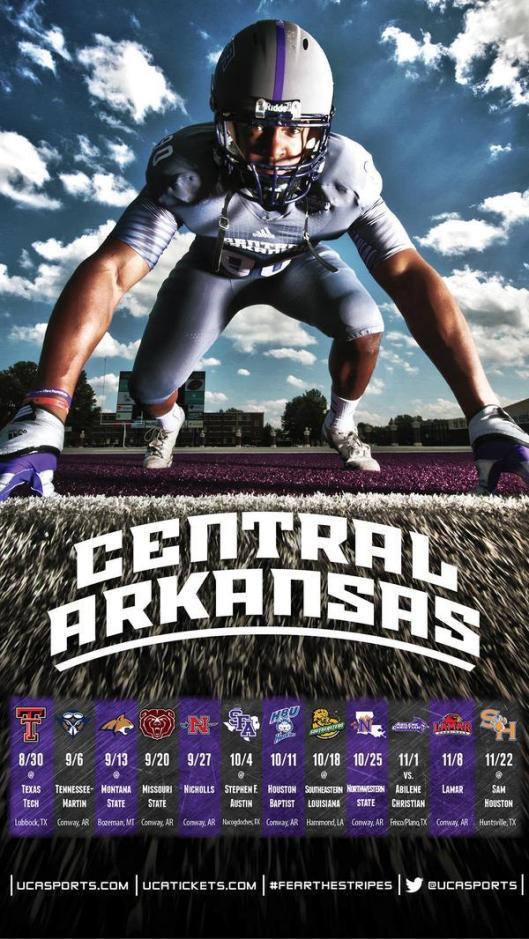 Central Arkansas Football Central Arkansas Football