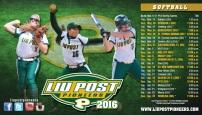 LIU Post Softball