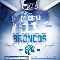 Fayetteville State Football Spring 1